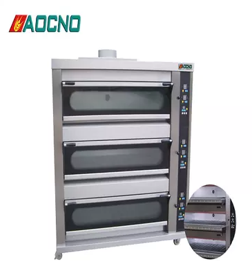 The features of the AOCNO baking machinery