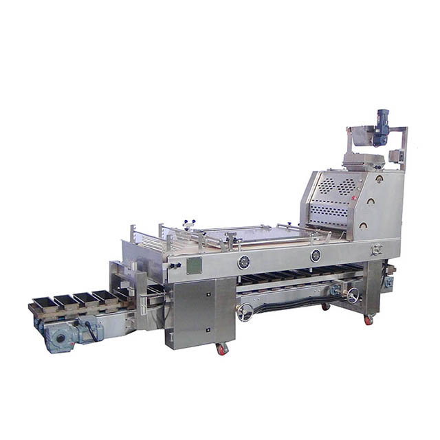 What is Toast moulder machine?
